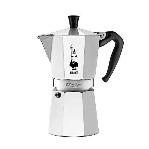 Bialetti Moka Express Aluminum Stovetop Espresso Maker