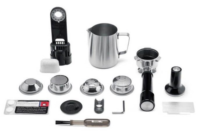Breville Barista Express BES870XL Accessories