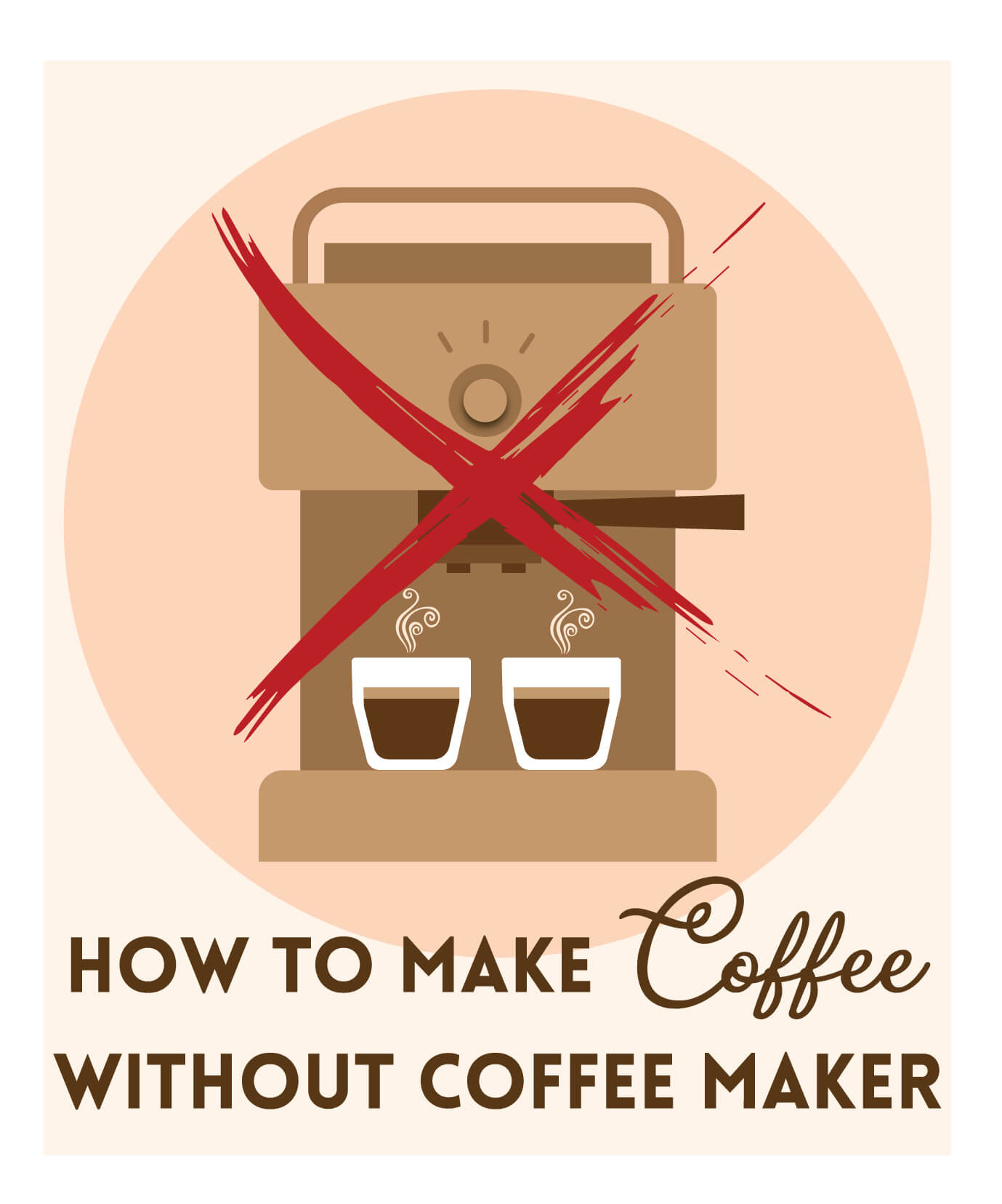 Coffee Without Coffee Maker