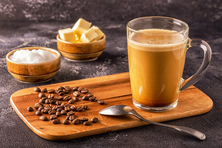 Purest Form of Bulletproof Coffee
