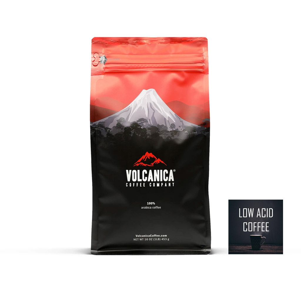 Low Acid Blend (Volcanica Coffee Co)