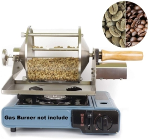 DYVEE Gas Burner Coffee Roasting Machine