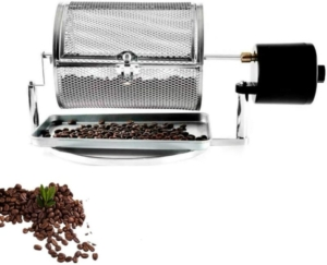 Stainless Steel Drum Coffee Bean Roaster