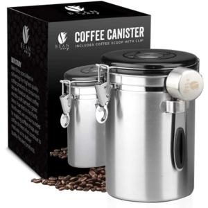 Bean Envy Airtight Coffee Canister