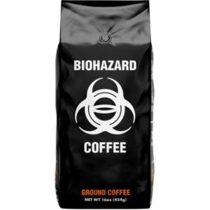 Biohazard Ground Coffee