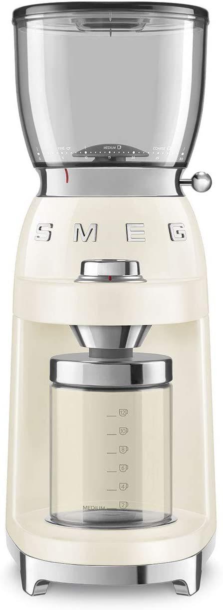 Smeg 50's Retro Style Aesthetic Coffee Grinder