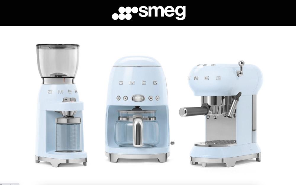 Smeg Coffee Maker (Review)